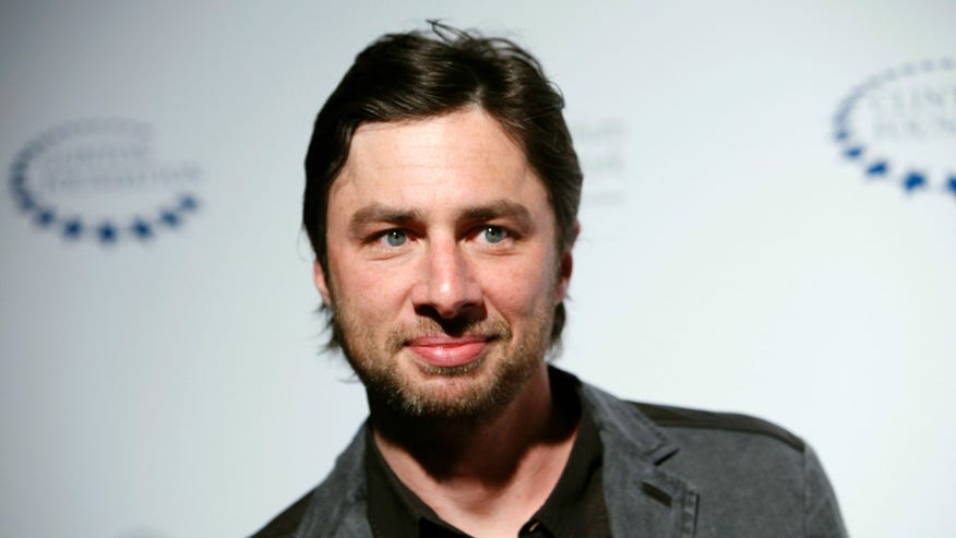 "Zach Braff, Actor and director of ""Garden State"""
