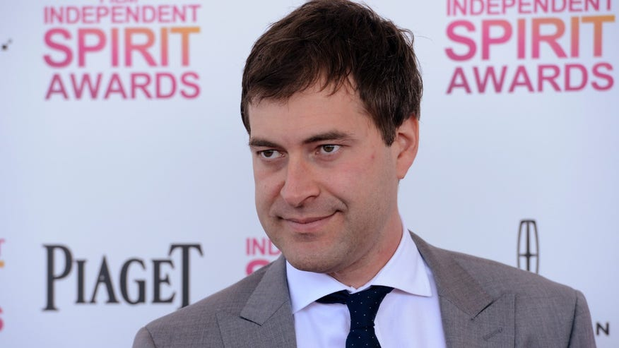 "Mark Duplass, Screenwriter, director and actor in ""The League"""