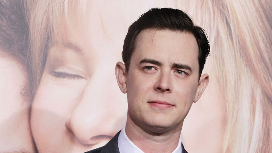 Colin Hanks, Actor and son of Tom Hanks