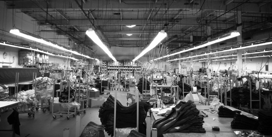 Siwy Denim's Los Angeles factory