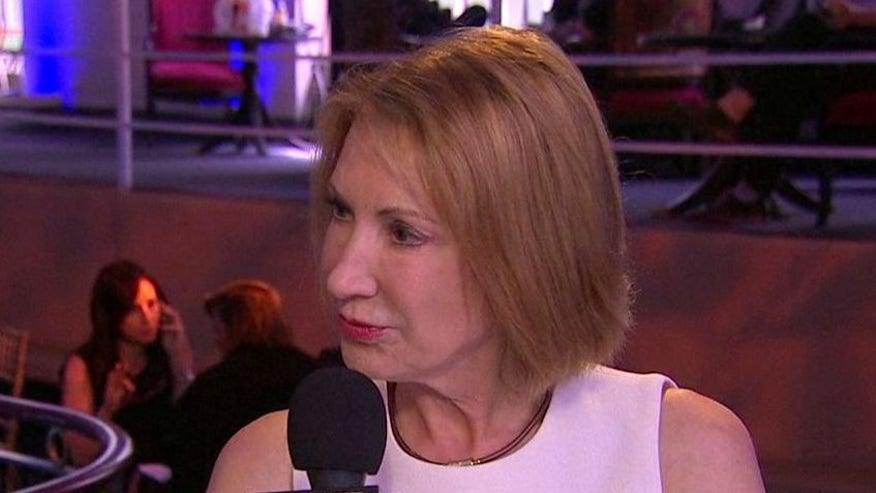 Will Fiorina Run For Office? Never Say Never!
