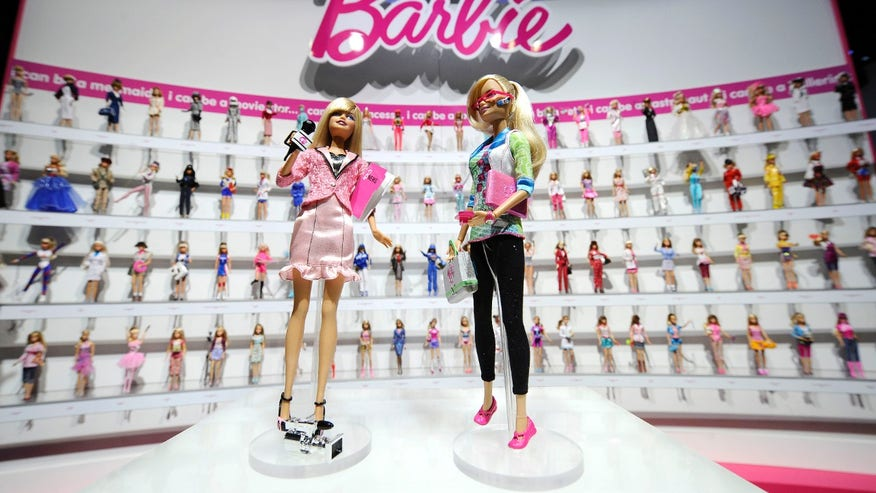 No. 3: Barbie