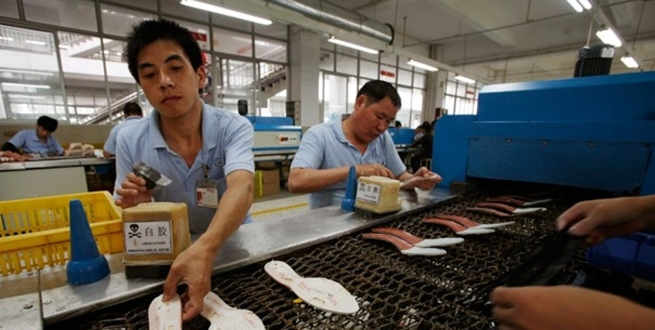 CHINA-INDUSTRY/