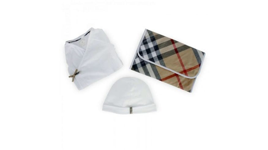 Burberry Baby Suit