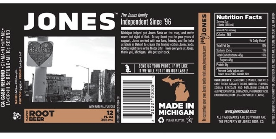 Jones Soda Co, Photo by Alison Kiliszewski