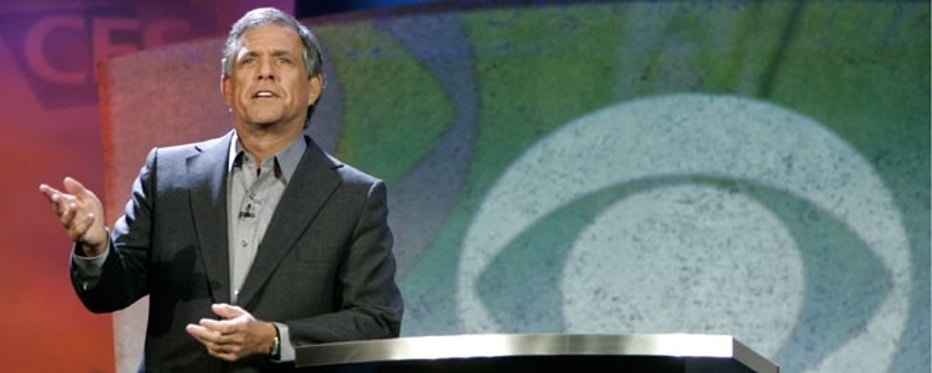 CBS Corp. President and Chief Executive Leslie Moonves