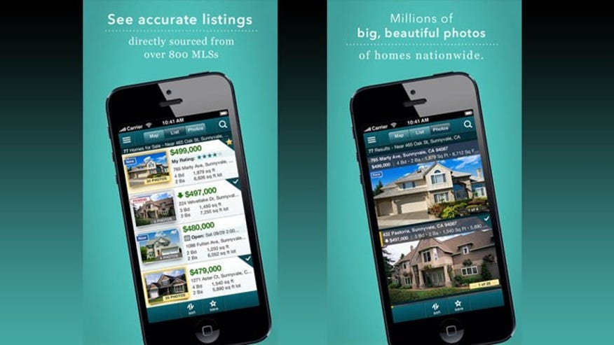 Realtor.com  real estate-home for sale and rent app