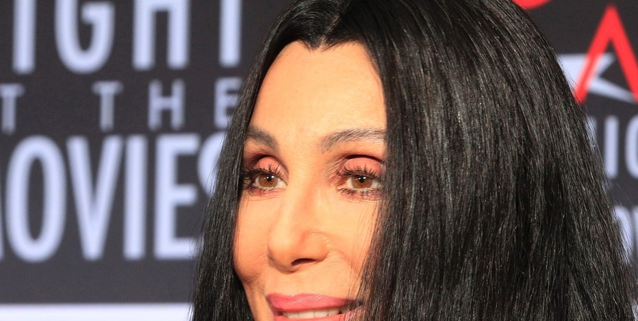 "Actress Cher arrives at Target Presents AFI Night at the Movies in Hollywood April 24, 2013. The event for fans celebrates classic films and Cher introduced her 1987     film ""Moonstruck."" REUTERS/Fred Prouser (UNITED STATES - Tags: ENTERTAINMENT) - RTXYZHD"