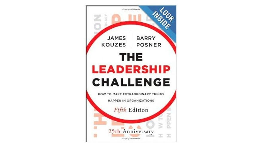 The Leadership Challenge, by James Kouzes and Barry Posner (Jossey-Bass, 2012)