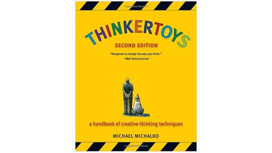 Thinkertoys: A Handbook of Business Creativity, by Michael Michalko (Ten Speed Press, 1991)