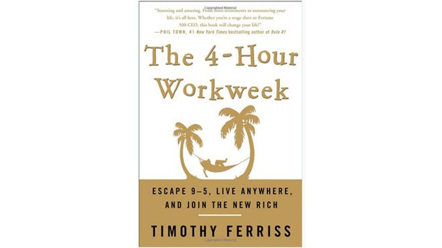 The 4-Hour Workweek, by Tim Ferriss (Harmony, 2007)