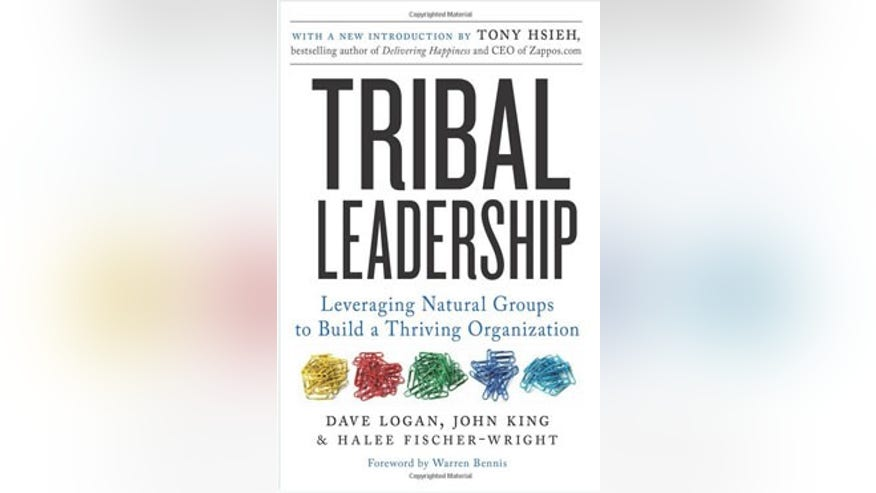 Tribal Leadership, by Dave Logan, John King and Halee Fischer-Wright (HarperBusiness, 2011)