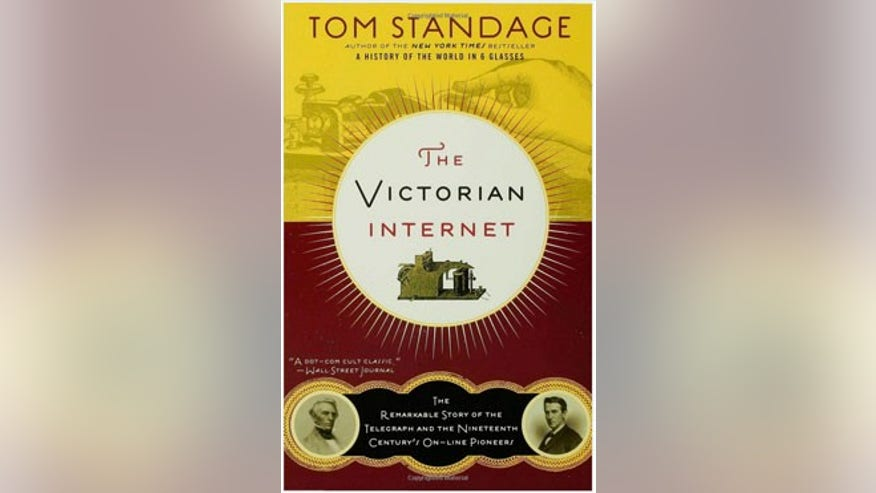 The Victorian Internet, by Tom Standage (Phoenix Books, 1999)