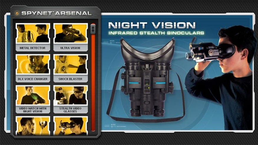 SpyNet Ultra Night vision Goggles