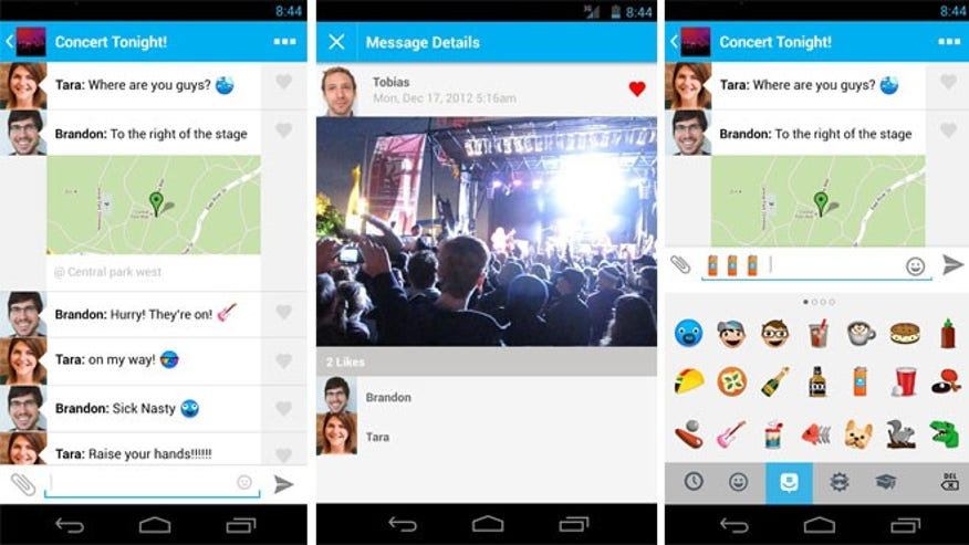 GroupMe: A Place to Text With Everyone You Know