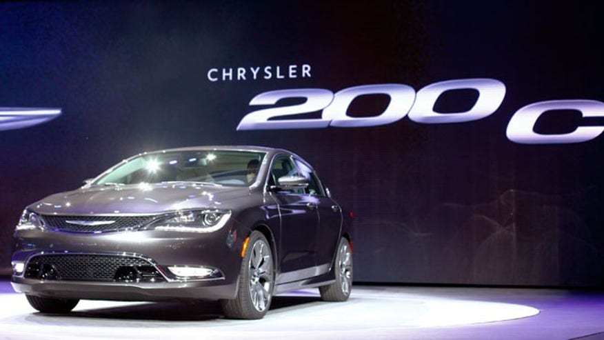 Chrysler 200 C