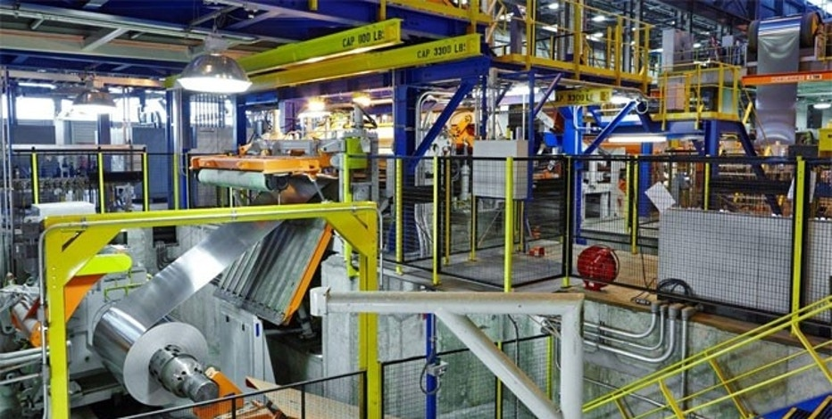 Alcoa Expands Auto Supply Plant As F-150 Boosts Demand