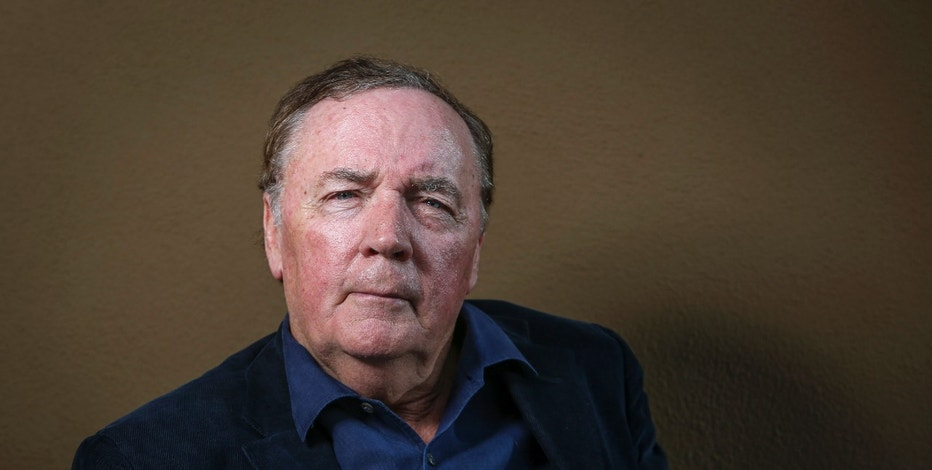 "Writer James Patterson poses to promote the new movie ""Alex Cross"" based on his novel ""Cross"" at the Four Seasons in Los Angeles, California, October 6, 2012. Patterson may have sold more than 260 million books worldwide, but he still has not tired of the thrills as his fictional detective, Alex Cross, once again comes to life on the big screen in the upcoming film. Picture taken October 6, 2012.  REUTERS/Bret Hartman (UNITED STATES - Tags: ENTERTAINMENT) - RTR3A0N4"