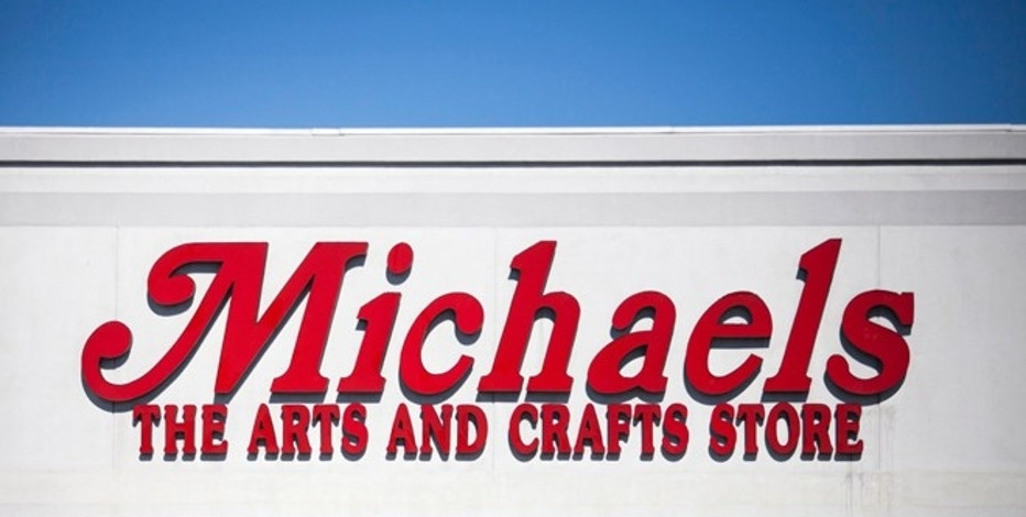 A Michaels arts and crafts store is seen in the Loma Portal area of San Diego, California January 27, 2014.  Michaels Companies Inc, the biggest U.S. arts and crafts retailer, said it is investigating a possible security breach on its payment card network and advised customers to check their financial statements for fraudulent activity. If confirmed, it would mark the second known data breach since 2011 at Michaels, which is preparing to sell shares in an initial public offering. REUTERS/Sam Hodgson   (UNITED STATES - Tags: BUSINESS CRIME LAW)