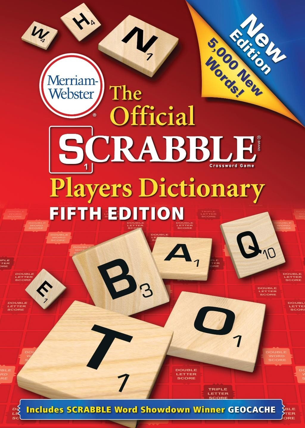 scrabble dictionary 5th edition large print