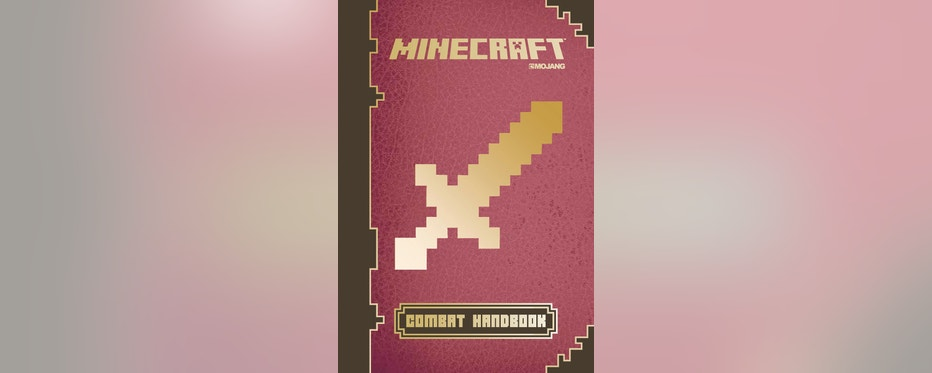 "HOLD FOR STORY - This photo provided by Scholastic shows the cover of the book, ""Minecraft: Combat Handbook."" (AP Photo/Scholastic)"