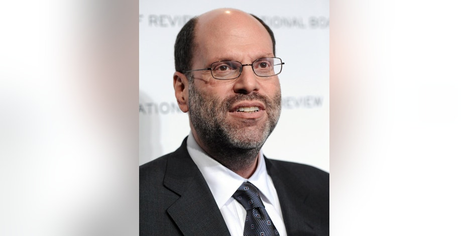 """FILE - In this Jan. 11, 2011 file photo, producer Scott Rudin attends The National Board of Review of Motion Pictures awards gala at Cipriani's 42nd Street in New York. Rudin, the high-powered producer at the center of the latest embarrassment stemming from the Sony hacking scandal, has apologized for remarks he made in leaked emails. In the series of private emails obtained by Gawker and Buzzfeed this week, Rudin, corresponding with Sony Pictures Entertainment co-chairman Amy Pascal, called """"Unbroken"""" director Angelina Jolie a """"spoiled brat"""" and made jokes about President Barack Obama's race and presumed taste in movies. (AP Photo/Evan Agostini, File)"""
