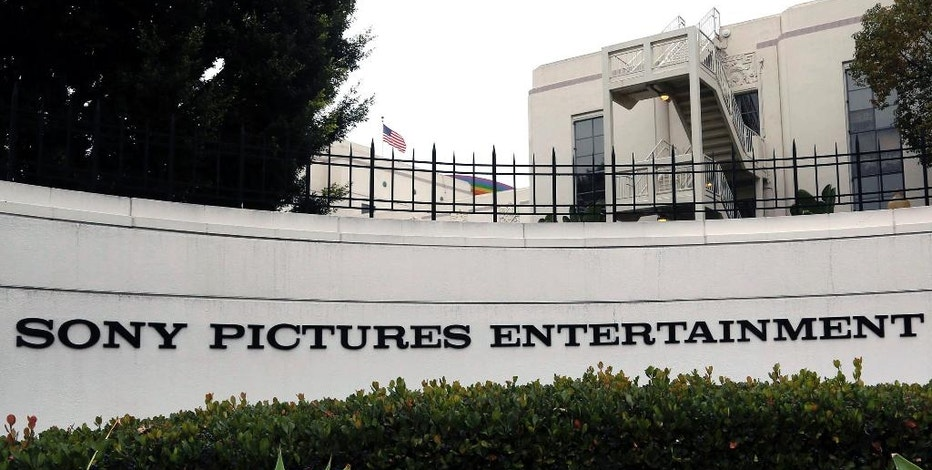 FILE - This Dec. 2, 2014 file photo shows Sony Pictures Entertainment headquarters in Culver City, Calif. Two former employees of Sony Pictures Entertainment on Tuesday, Dec. 16, 2014 filed suit against the company for not preventing hackers from stealing nearly 50,000 social security numbers, salary details and other personal information from current and former workers. (AP Photo/Nick Ut, File)
