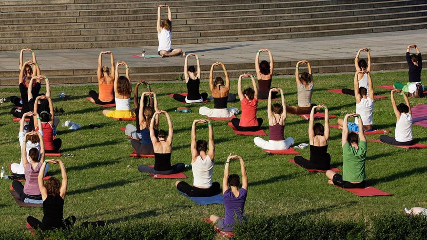 Yoga continues to reinvent itself