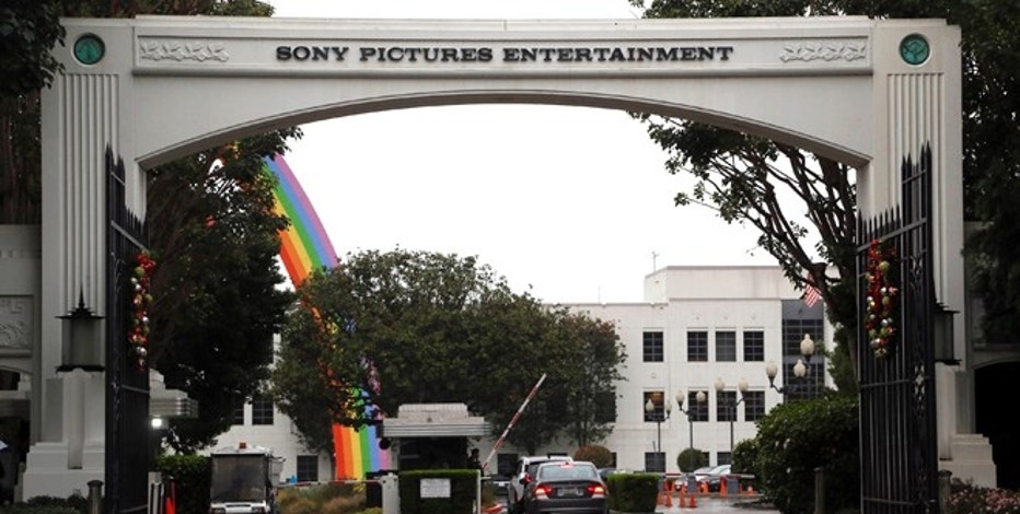 The movie studio has been blitzed by a devastating hack.