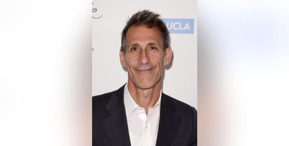 "FILE - In this April 25, 2014 file photo, Michael Lynton, chairman and CEO, Sony Pictures Entertainment, arrives at the 19th annual ""Taste For A Cure"" at the Beverly Wilshire Hotel, in Beverly Hills, Calif. More than six weeks after hackers attacked Sony Pictures Entertainment, its computer network is still down but the studio has not lost a single day of production on any of its films or television, Lynton told The Associated Press on Thursday, Jan. 8, 2015. In a wide-ranging interview Lynton talked about the company's isolation and the uncertainty that was created by the pre-Thanksgiving attack, which the U.S. government has attributed to North Korea.  (Photo by Dan Steinberg/Invision/AP, File)"