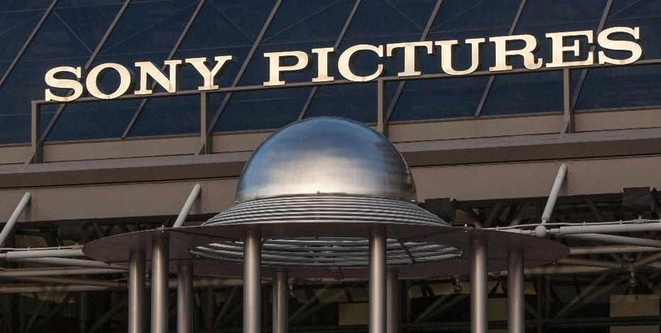 FILE - This Dec. 19, 2014 file photo shows an exterior view of the Sony Pictures Plaza building in Culver City, Calif. More than six weeks after hackers attacked Sony Pictures Entertainment, its computer network is still down but the studio has not lost a single day of production on any of its films or television, CEO Michael Lynton told The Associated Press on Thursday, Jan. 8, 2015. In a wide-ranging interview Lynton talked about the company's isolation and the uncertainty that was created by the pre-Thanksgiving attack, which the U.S. government has attributed to North Korea.  (AP Photo/Damian Dovarganes, File)