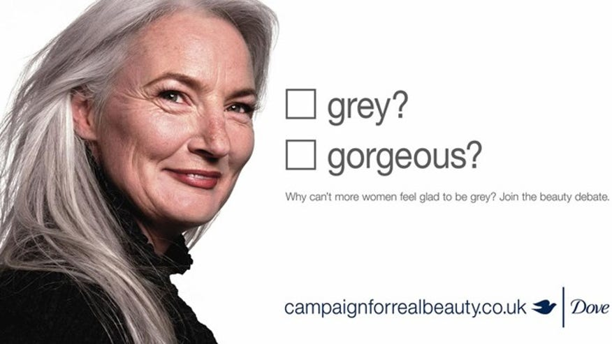 Dove: Campaign for Real Beauty (2004, Ogilvy)