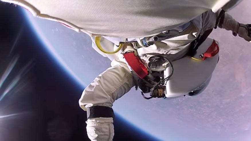 Red Bull: Stratos (2012)