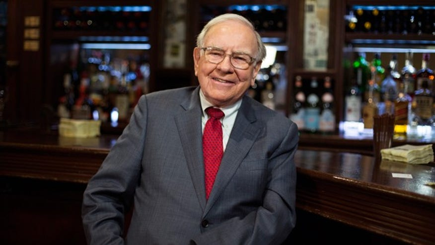 Buffett's Battle With Tech