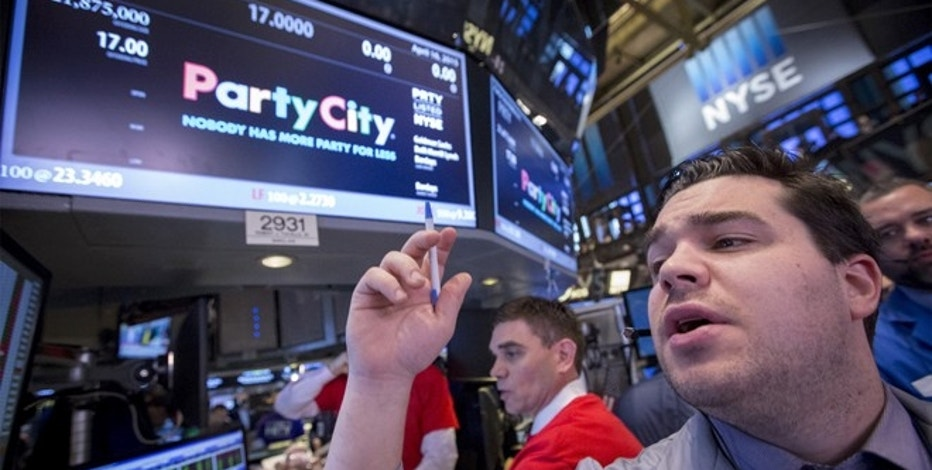PARTY CTY HOLDCO-IPO/