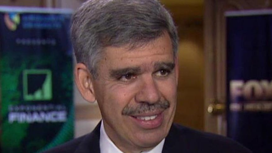 Mohamed El-Erian on liquidity concerns