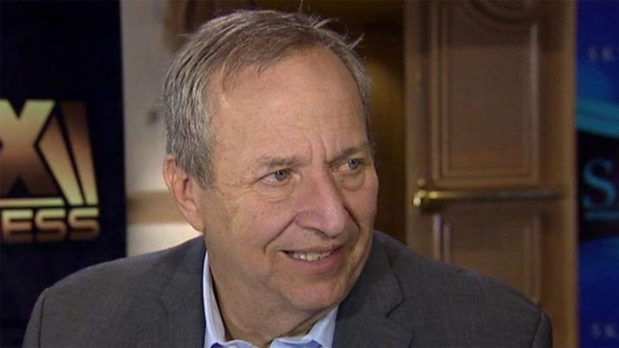 Larry Summers: We need a better pipeline infrastructure