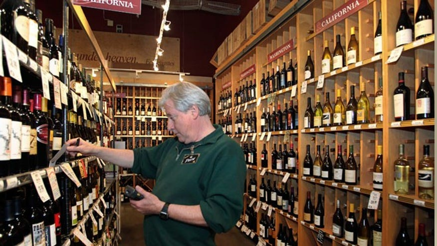Wine and Distilled Alcoholic Beverage Merchant Wholesalers