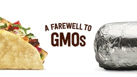 Chipotle Admits That Not All Their Food is GMO Free