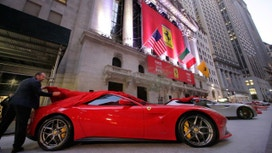 Ferrari Shares Open at $60, Up 15%  in IPO Debut