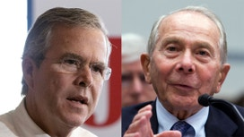 Fmr. AIG CEO Greenberg Tells Jeb to Toughen Up