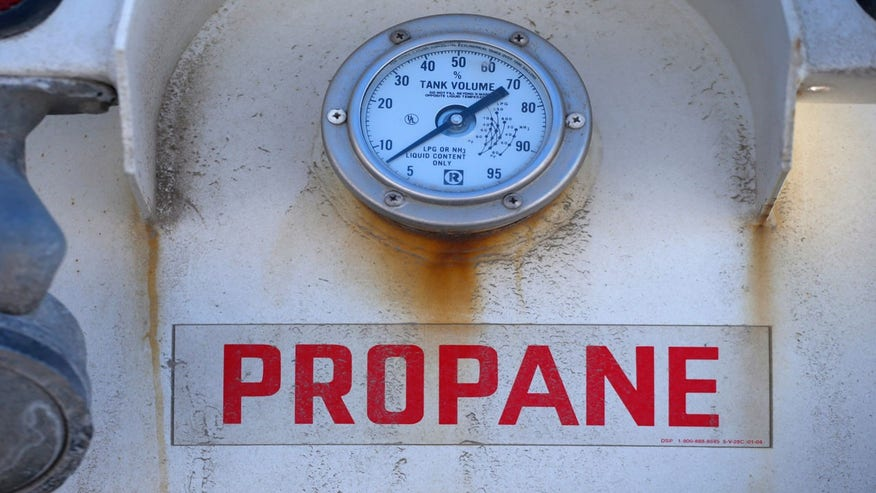 Propane Fuel Costs 25% Cheaper
