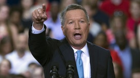 Kasich Can't Win Over Steve Wynn, Yet