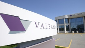 Valeant to Tap New Leader While CEO Is Hospitalized