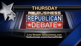 FOX Business Network to Live Stream GOP Presidential Debates January 14