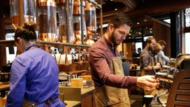 The Myth of the College Grad Barista