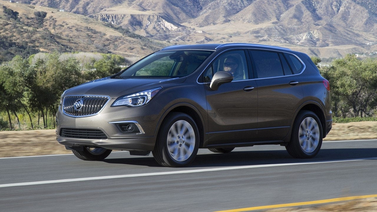 made in china buick envision key to sales growth fox business. Black Bedroom Furniture Sets. Home Design Ideas