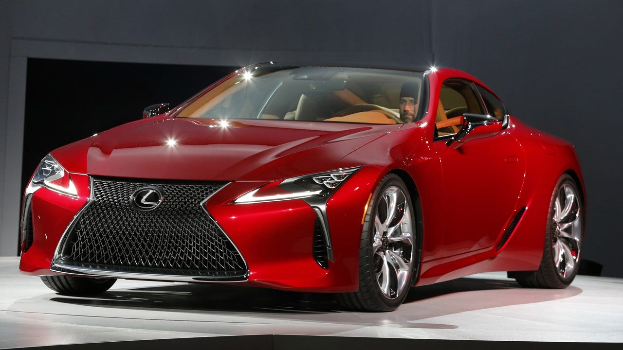 The 5 Hottest Cars At The Detroit Auto Show