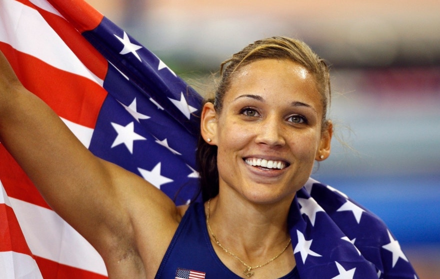 LoLo Jones, track & field