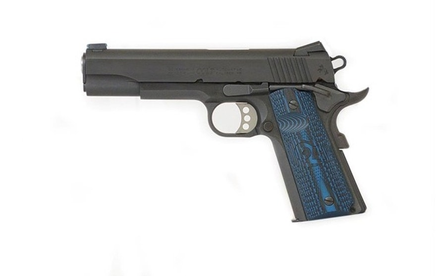 The Colt Competition Pistol released in 2016.